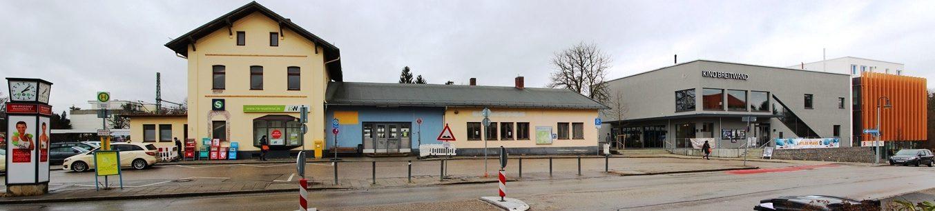 Bürgerbahnhof Gauting